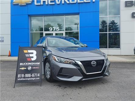 2020 Nissan Sentra S Plus (Stk: 21189A) in Gatineau - Image 1 of 15