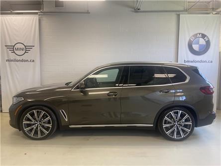 2021 BMW X5 xDrive40i (Stk: B1234) in London - Image 1 of 28