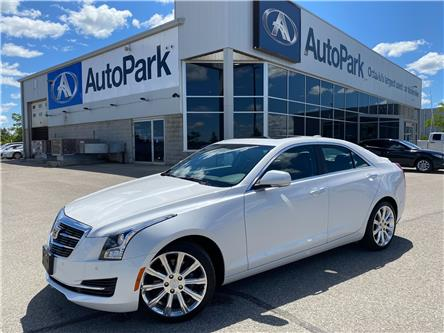 2017 Cadillac ATS 2.0L Turbo Luxury (Stk: 17-27916JB) in Barrie - Image 1 of 34