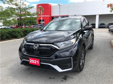 2021 Honda CR-V EX-L (Stk: 29261A) in Ottawa - Image 1 of 18