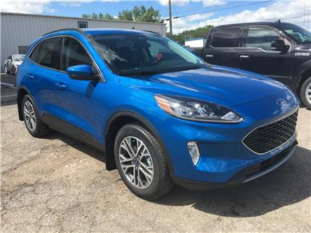 2021 Ford Escape SEL (Stk: 21187) in Wilkie - Image 1 of 22