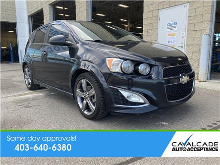 2015 Chevrolet Sonic RS Auto (Stk: R61803) in Calgary - Image 1 of 21