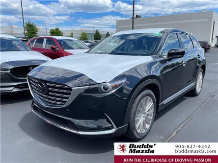 2021 Mazda CX-9 Signature (Stk: 17474) in Oakville - Image 1 of 5