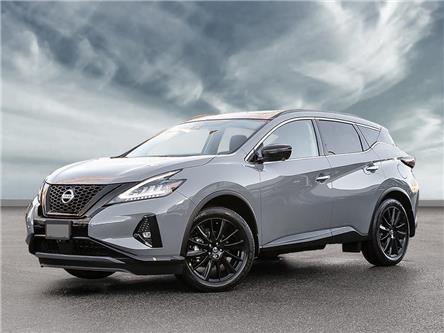 2021 Nissan Murano Midnight Edition (Stk: 12001) in Sudbury - Image 1 of 23