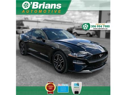 2019 Ford Mustang EcoBoost Premium (Stk: 14568A) in Saskatoon - Image 1 of 19
