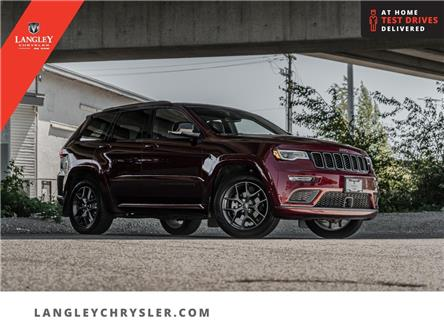 2020 Jeep Grand Cherokee Limited (Stk: LC0854) in Surrey - Image 1 of 29