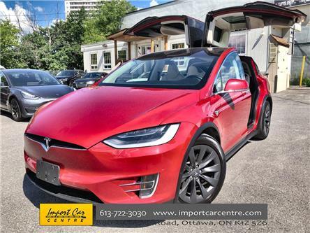 2017 Tesla Model X 75D (Stk: 075934) in Ottawa - Image 1 of 25
