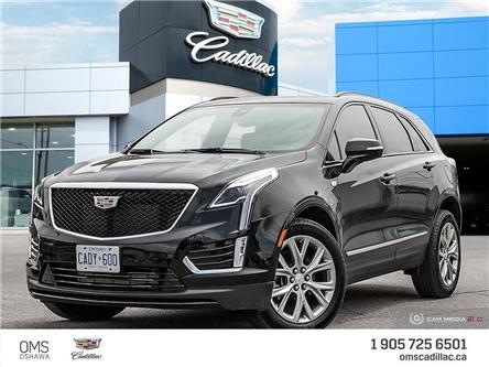 2021 Cadillac XT5 Sport (Stk: T1106255) in Oshawa - Image 1 of 18
