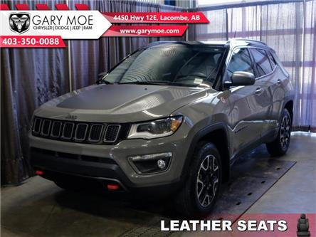 2019 Jeep Compass Trailhawk (Stk: F212644A) in Lacombe - Image 1 of 22