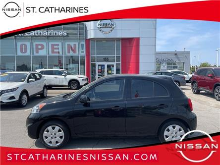 2017 Nissan Micra S (Stk: P2955) in St. Catharines - Image 1 of 20