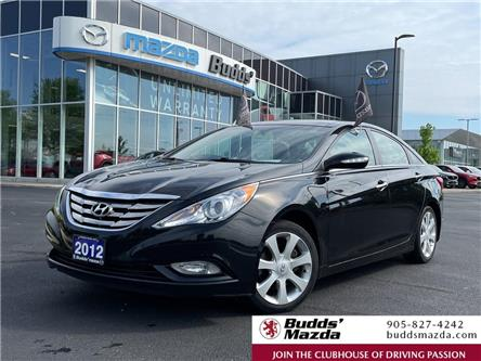2012 Hyundai Sonata Limited (Stk: 17362A) in Oakville - Image 1 of 18