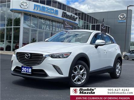 2018 Mazda CX-3 50th Anniversary Edition (Stk: P3836) in Oakville - Image 1 of 20