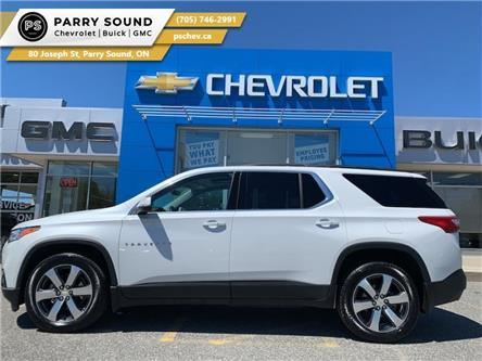 2021 Chevrolet Traverse LT True North (Stk: 21-171A) in Parry Sound - Image 1 of 23