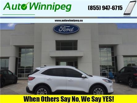 2020 Ford Escape SE (Stk: 21165A) in Winnipeg - Image 1 of 14