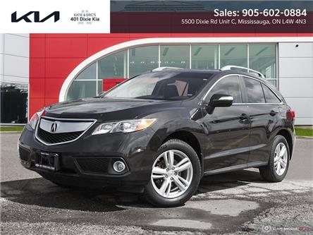 2014 Acura RDX Base (Stk: K3269A) in Mississauga - Image 1 of 26