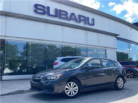 2019 Subaru Impreza Convenience (Stk: P4966) in Mississauga - Image 1 of 3