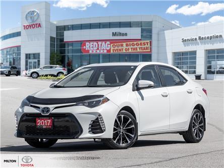 2017 Toyota Corolla SE (Stk: 855897) in Milton - Image 1 of 22