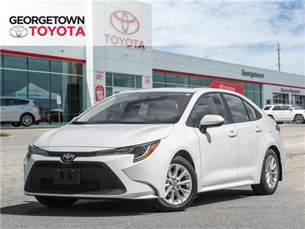 2020 Toyota Corolla LE (Stk: 20-01674GT) in Georgetown - Image 1 of 19