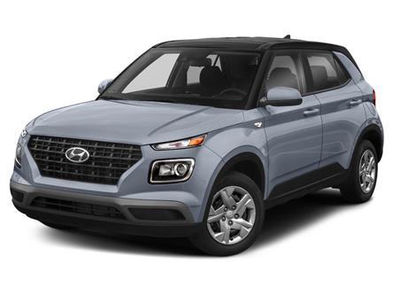 2021 Hyundai Venue Preferred w/Two-Tone (Stk: HD21009) in Woodstock - Image 1 of 8