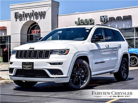 2021 Jeep Grand Cherokee Limited (Stk: MC352) in Burlington - Image 1 of 30