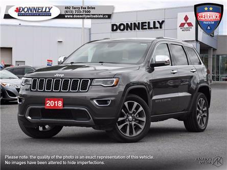 2018 Jeep Grand Cherokee Limited (Stk: MU1113) in Kanata - Image 1 of 30