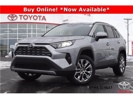 2021 Toyota RAV4 Limited (Stk: 19-28782) in Ottawa - Image 1 of 25
