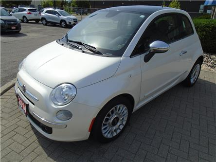 2014 Fiat 500 Lounge (Stk: 5416A) in Sarnia - Image 1 of 14