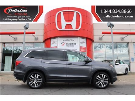 2018 Honda Pilot Touring (Stk: 23351A) in Greater Sudbury - Image 1 of 41