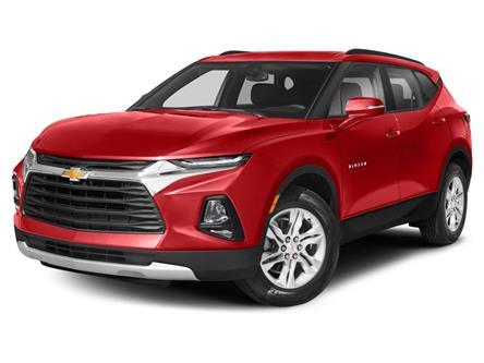 2021 Chevrolet Blazer LT (Stk: MS571193) in Calgary - Image 1 of 9