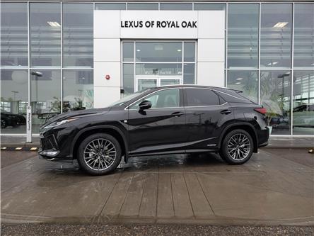 2021 Lexus RX 450h Base (Stk: L21427) in Calgary - Image 1 of 13