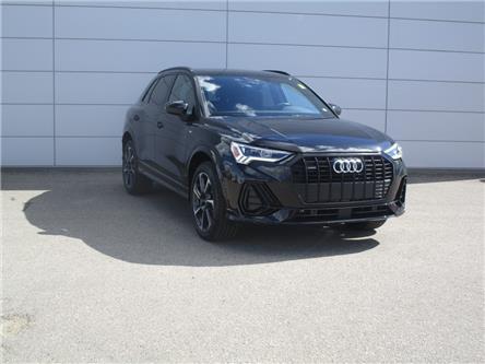 2021 Audi Q3 45 Progressiv (Stk: 210223) in Regina - Image 1 of 21