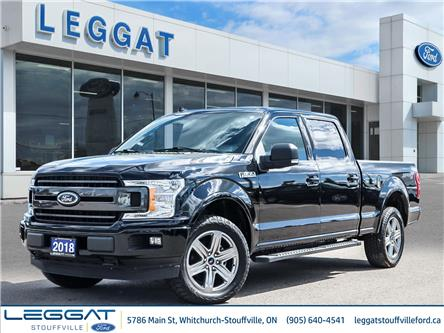2018 Ford F-150  (Stk: P058) in Stouffville - Image 1 of 28
