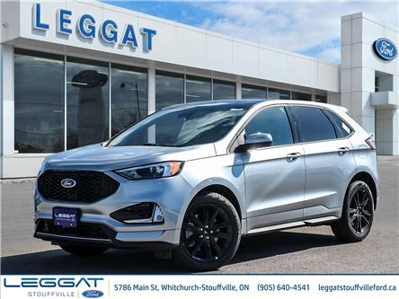 2021 Ford Edge SEL (Stk: 21D1071) in Stouffville - Image 1 of 27