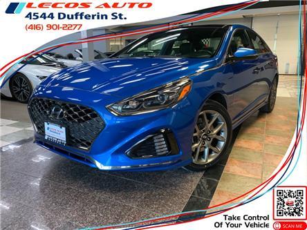 2018 Hyundai Sonata 2.0T Sport (Stk: 650811) in Toronto - Image 1 of 22
