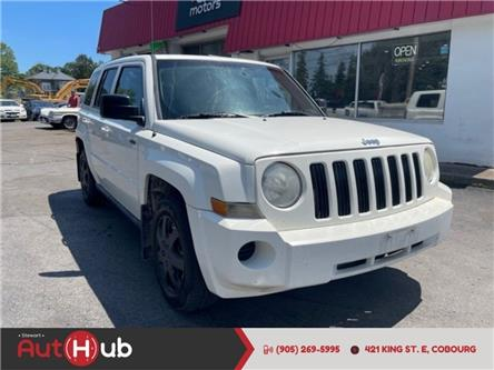 2010 Jeep Patriot Sport/North (Stk: ) in Cobourg - Image 1 of 17