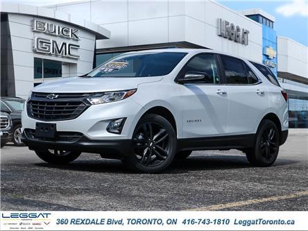 2021 Chevrolet Equinox LT (Stk: 149507) in Etobicoke - Image 1 of 24