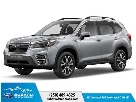 2021 Subaru Forester Limited (Stk: 555929) in Cranbrook - Image 1 of 12