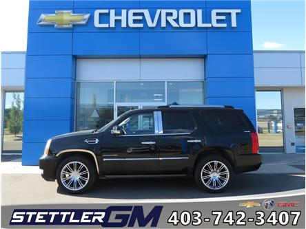 2012 Cadillac Escalade Base (Stk: 46305) in STETTLER - Image 1 of 25