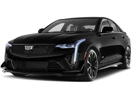 2022 Cadillac CT4-V V-Series Blackwing (Stk: F-ZSRVXK) in Oshawa - Image 1 of 4