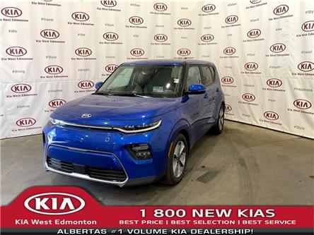 2021 Kia Soul EV EV Limited (Stk: 23121) in Edmonton - Image 1 of 30