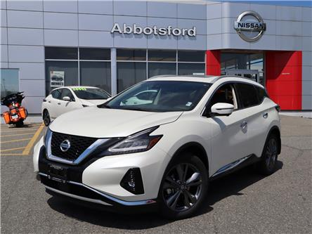 2021 Nissan Murano Platinum (Stk: A21204) in Abbotsford - Image 1 of 30