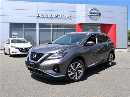 2021 Nissan Murano SL (Stk: A21203) in Abbotsford - Image 1 of 30