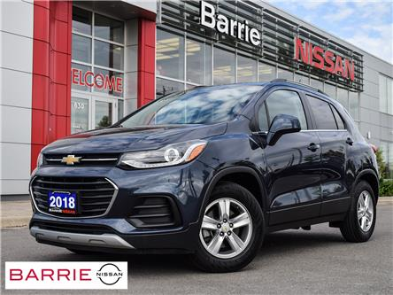 2018 Chevrolet Trax LT (Stk: 21177A) in Barrie - Image 1 of 28