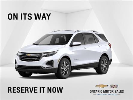 2022 Chevrolet Equinox LT (Stk: F-ZSCPR9) in Oshawa - Image 1 of 5