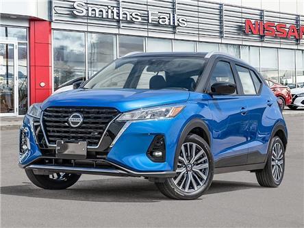 2021 Nissan Kicks SV (Stk: 21-280) in Smiths Falls - Image 1 of 23