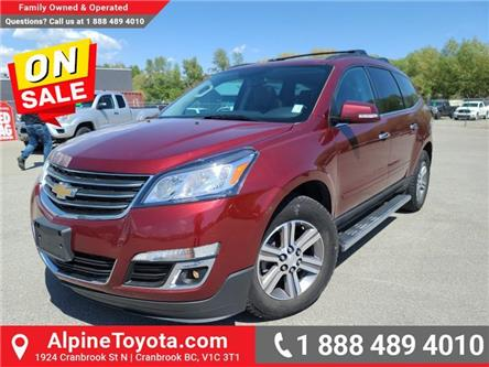 2016 Chevrolet Traverse 2LT (Stk: S112006A) in Cranbrook - Image 1 of 26