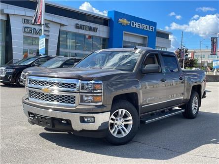 2014 Chevrolet Silverado 1500 LT w/1LT/4x4/Bluetooth/Cam/Hitch/NEW TIRES/ (Stk: 460457) in BRAMPTON - Image 1 of 15