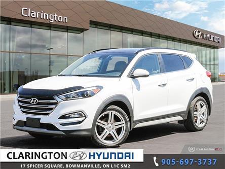2017 Hyundai Tucson  (Stk: U1231) in Clarington - Image 1 of 28