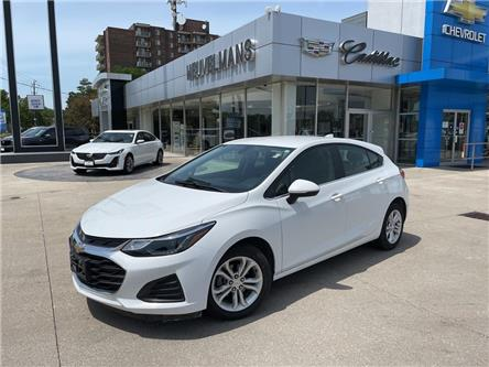 2019 Chevrolet Cruze LT (Stk: 21092A) in Chatham - Image 1 of 18