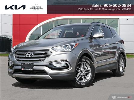 2017 Hyundai Santa Fe Sport 2.4 Premium (Stk: K3270) in Mississauga - Image 1 of 21